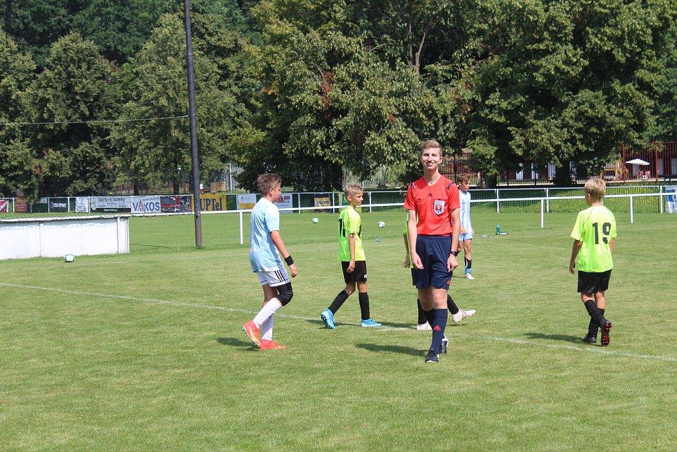 U12  FC Rokycany - Rapid Plzeň 13:1