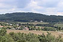 Vrch Křemenáč v Břasích.