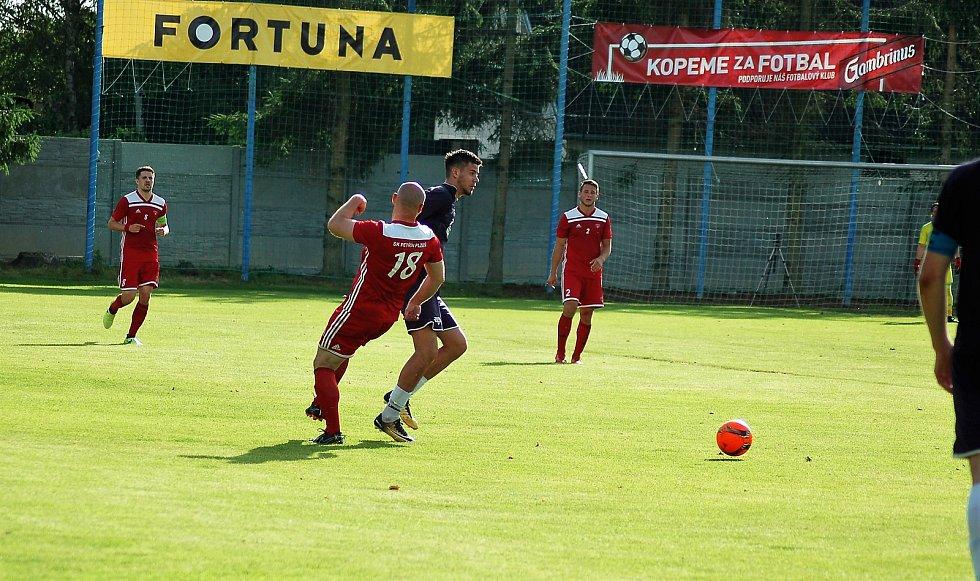 Slavoj Mýto - SK Petřín Plzeň  0:7  (0:2)