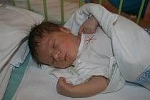 Ondřej MATUŠKA z Rokycan se narodil v Mulačově nemocnici v Plzni. Přišel na svět 6. října ve 22 hodin a 30 minut. Manželé Martina a Petr se na své první dítě moc těšili. Malý Ondra vážil při narození 3700 gramů, měřil 52 cm.