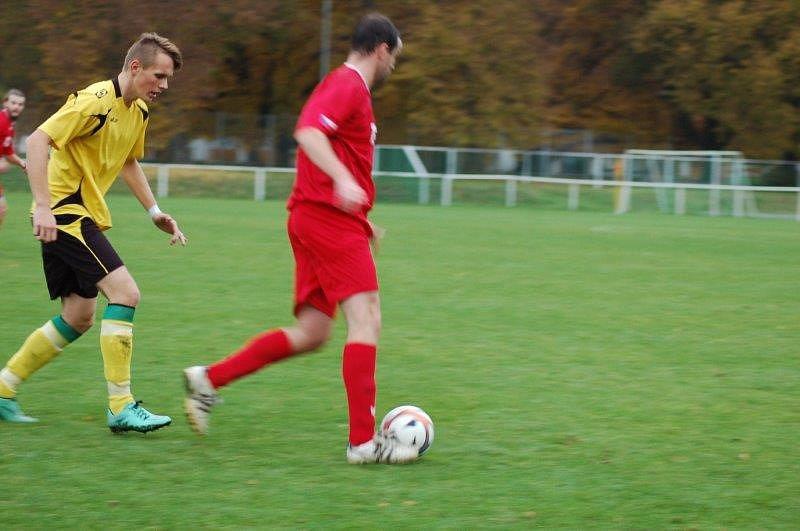 FC Rokycany B - FK Okula Nýrsko