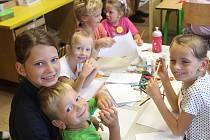 Děti na letním táboře ochutnaly cizokrajné speciality