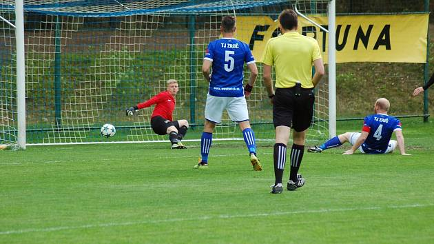 Zruč – FC Rokycany 0:3 (0:2)