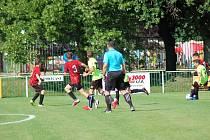 Mladší žáci:  FC Rokycany - Vejprnice 14:0