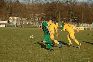 FC Rokycany B - TJ ZD Meclov 4:2  (2:1)