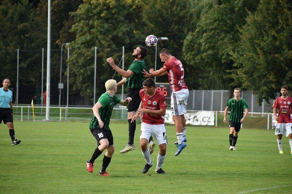 FC Rokycany - Dynamo České Budějovice B 3:4