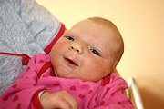 MONIKA BOUDOVÁ z Oseka přišla na svět 6. února, tři hodiny a jedenáct minut po půlnoci. Maminka Darina a tatínek Pavel věděli dopředu, že jejich první dítě bude holčička. Sestřičky na sále malé Moničce naměřily 50 cm, navážily 3650 gramů.