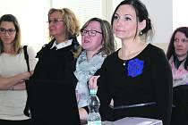 SPECIÁLNÍ pedagogické centrum při Národním ústavu pro autismus bylo včera odpoledne slavnostně zprovozněno v centru Rokycan.