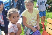 Základní škola v Dobřívě připravila pro děti program i o prázdninách.
