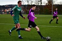 FC Rokycany B - TJ Tatran Rakovník B  0:4 (0:0)