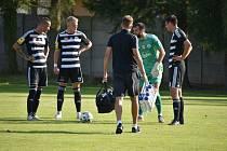 Slavoj Mýto - SK Dynamo Č. Budějovice B  0:4  (0:3)
