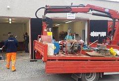 SDH Zvíkovec se chystá na rekonstrukci prostor své zbrojnice.