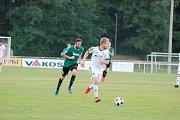 FC Rokycany - TJ Baník Stříbro 1:1
