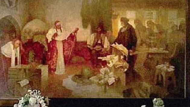 Chorál pro mistra Jana Rokycanu