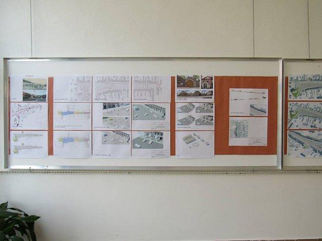 Architektonická koncepce ve Zbiroze.