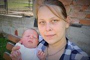 LEONA HONZÍKOVÁ z Rokycan přišla na svět v rokycanské porodnici 26. května brzy ráno, ve 4:28 hodin. Manželé Iveta a Jakub znali pohlaví miminka dopředu. Malá Leonka se narodila s váhou 3170 gramů a mírou 49 cm.