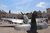 Slavnosti svobody v Plzni 2021.