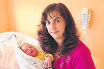 Jonáš HUDEC ze Strašic si poprvé zakřičel na porodním sále 21. května. Narodil se v 8 hodin a 40 minut. Manžele Julie a Petr věděli, že tentokrát si domů přinesou malého chlapečka. Jonášek přišel na svět s mírami 4 150 gramů a 51 cm.