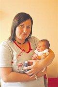 Tomáš MAXA z Mirošova se narodil 27. května v osmnáct hodin a třicet pět minut. Maminka Hana Nosková a tatínek Jiří Maxa věděli dopředu, že se jim i napodruhé narodí chlapeček.Tomášek se narodil s mírami 3370 gramů a 49 cm.