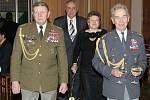 3. vojensko-historického plesu, který se konal v pátek 8. února ve Volduchách.