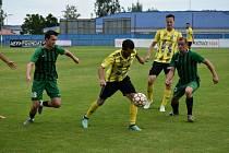 FK Robstav Přeštice - FC Rokycany 1:1  (1:0)