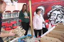 Svatováclavské trhy v Hrádku
