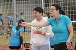 Turnaj krajského přeboru starších žákyň - Rokycany
