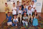 Písničkou Beruška děti dokázaly, že znají například barvy a umí počítat.