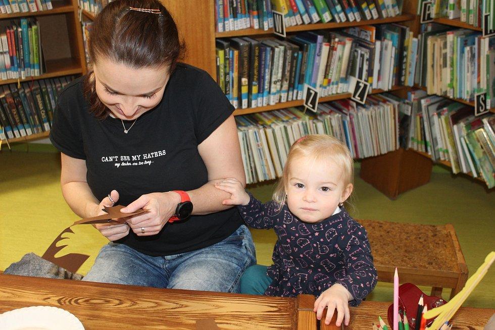 Soutěž o nejlepší pracnu v rokycanské knihovně