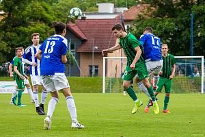 Jiskra Domažlice  - FC Rokycany 3:0