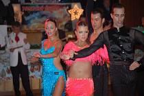 Vánoční cena města Rokycan ve společenském tanci.