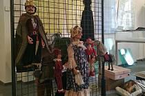 Muzeum Dr. B. Horáka: Loutková návštěva v Rokycanech.