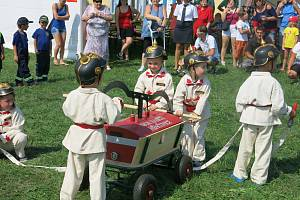 O vystoupení němčovického hasičského potěru je velký zájem...