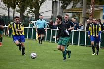FC Rokycany B - Kralovice 3:1