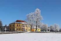 Teplotní kotrmelce pokračovaly, sníh mizí před očima aneb Ladovská zima na Břasích a ve Stupně.