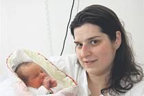 Štěpánka MATĚJKOVÁ z Rokycan bude mít ve svém rodném listu datum narození 29. února. Přišla na svět ve 14 hodin a 23 minut. Maminka Petra a tatínek Vojtěch se nechali pohlavím svého prvního dítěte překvapit až na porodní sál. Malá Štěpánka, která bude mít