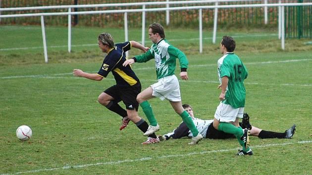 FC Rokycany - Manětín 3:3.