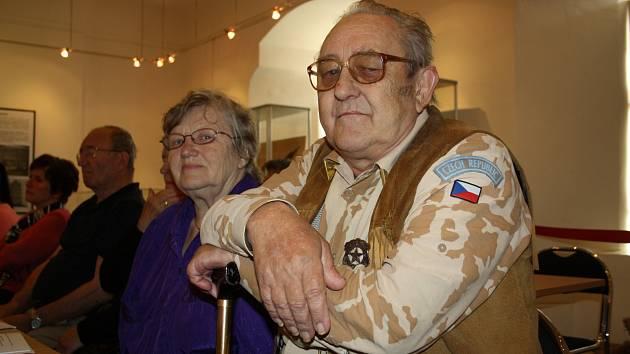 KAREL FATR s manželkou Dušanou se usadili v Siré a brzy zaujali také místa mezi členy rokycanské organizace Českého svazu bojovníků za svobodu.