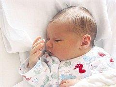 Šimon AUBRECHT z Volduch se ve Fakultní nemocnici v Plzni narodil 19. září. Přišel na svět za deset minut jedenáct dopoledne. Jeho porodní váha činila 3710 gramů, měřil rovných 50 cm.