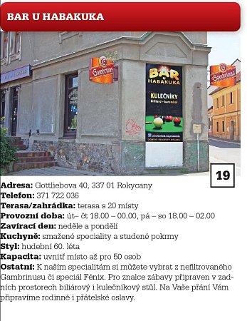 19. Bar UHabakuka