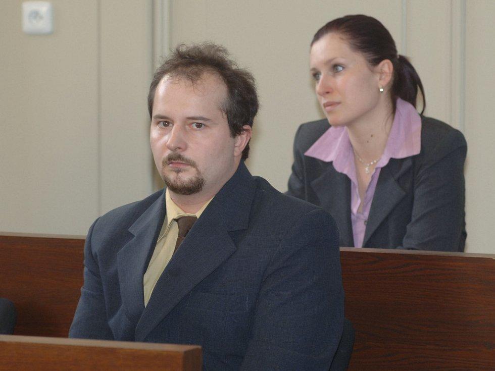 Odsouzený Jaroslav Kraft