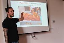 Závěr zahraniční návštěvy ve škole TGM v Rokycanech