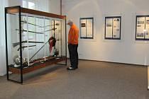 Výstava zbraní ze třicetileté války...