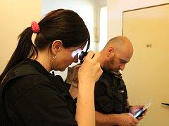 Obrovské manévry se uskutečnily v Rokycanech. Policisté si posvítili na cizince v ubytovnách.