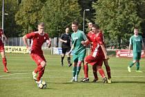FC Rokycany B  - TJ Sokol Radnice 2:2 (0:0) PK 2:3
