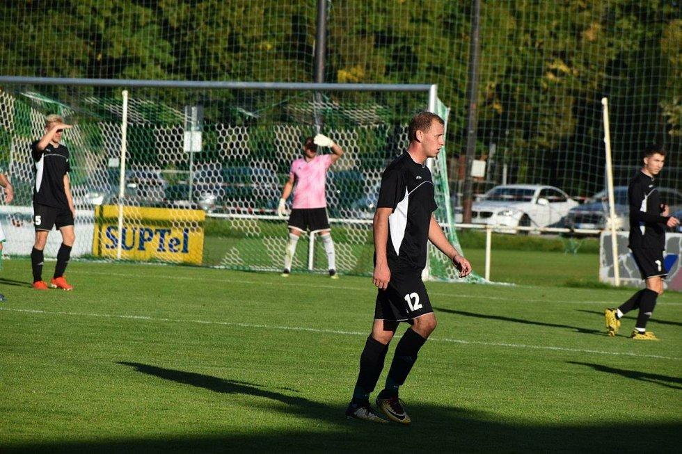 FC Rokycany B - Svatobor Hrádek 3:1