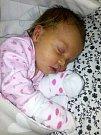 SOFIA UNGROVÁ ze Štítova si poprvé zakřičela na porodním sále rokycanské nemocnice 6. května v 19:28 hodin. Maminka Aneta a tatínek Michal věděli dopředu, že si domů ponesou malou princezničku. Malá Sofinka vážila na sále 3630 gramů, měřila 47 cm.
