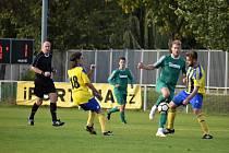 FC Rokycany B - TJ Sokol Kralovice 4:3 (3:1)