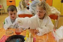 Mateřinka vRakové se změnila ve vědecké centrum.