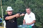Střelba v Pavlovsku oslovila 30 účastníků